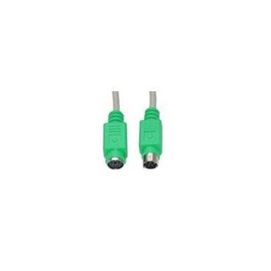 Kabel prodlužovací (M/F) PS/2, 10m