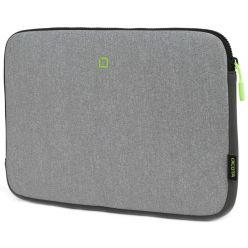 """DICOTA pouzdro pro notebook Skin FLOW / 15-15,6""""/ šedé/zelené"""