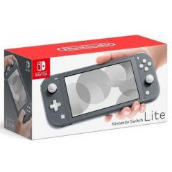 Nintendo Switch Lite šedá
