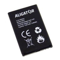 Aligator baterie A800/A850/A870/D920, Li-Ion 1450 mAh, originální