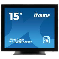 """15"""" iiyama T1532MSC-B5X - TN,XGA,VGA,HDMI,DP,USB"""