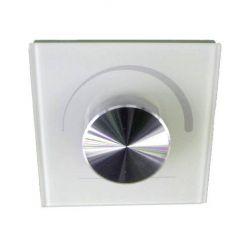 RF LED ovladač pro DIM1 nástěnný bílý