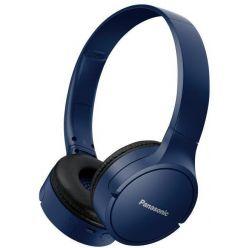 Panasonic RB-HF420BE-A, bluetooth sluchátka, mikrofon, modrá