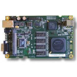 ALIX 3C2 LX800/500MHz, 256MB, 2x miniPCI, 1x LAN, USB