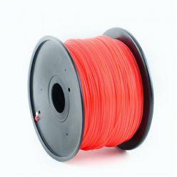 GEMBIRD 3D ABS plastové vlákno pro tiskárny, průměr 1,75 mm, červené