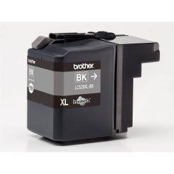 Brother LC-529XLBK, inkoustová cartridge, černá, 2400 stran