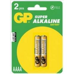 GP baterie 25A (AAAA) - 2 ks
