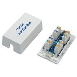 Nařezávací spojka pro kabely kat. 5e UTP