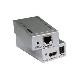 PremiumCord HDMI extender na 60m po UTP Cat5e/6