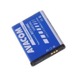 Náhradní baterie AVACOM Baterie do mobilu Samsung X200, E250 Li-Ion 3,7V 800mAh (náhrada AB463446BU)