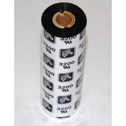 Páska Zebra 110mm x 74m, TTR, 3200 vosk/pryskyřice, 1ks