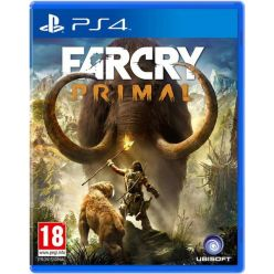 PS4 hra Far Cry Primal