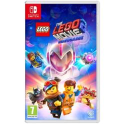 SWITCH hra Lego Movie 2 Videogame
