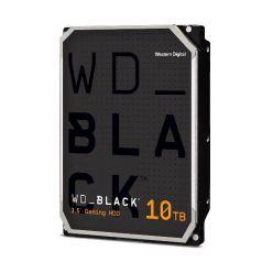 """WD Black 10TB, 3.5"""" HDD, 7200rpm, 256MB, SATA III"""