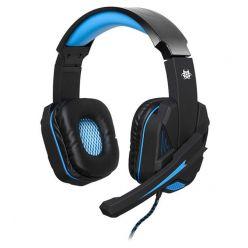 Herní sluchátka s mikrofonem TRACER BATTLE HEROES Xplosive BLUE