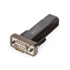 Digitus převodník USB 2.0 na sériový port, RS232, DSUB 9M