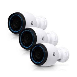 Ubiquiti Networks UVC-G4-PRO-3, UniFi Video Camera G4 PRO, 3-pack
