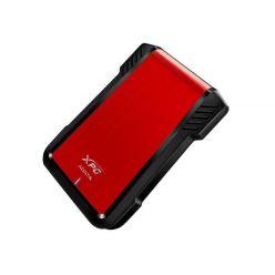 """ADATA XPG EX500, externí box na 2.5"""" disk, USB 3.0, červený"""