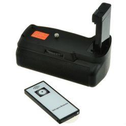 Baterry Grip Jupio pro Nikon D3100/D3200/D3300/D5300 + kabel (2x EN-EL14 nebo 6x AA)