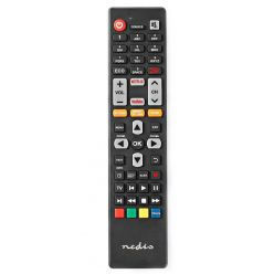NEDIS předprogramovaný dálkový ovladač kompatibilní se všemi televizory TCL/Thomson