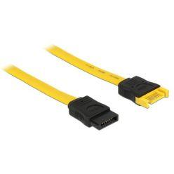 Delock prodlužovací kabel SATA 6 Gb/s samec - samice 100 cm