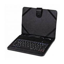 """HAMA pouzdro s integrovanou klávesnicí pro tablet 8"""" (22,5 cm)"""