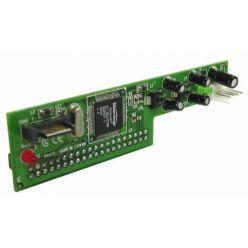Kouwell KW-5562, redukce IDE disku na SATA desku