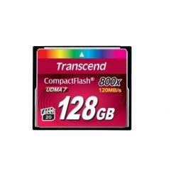 Transcend 128GB CF (800X) paměťová karta