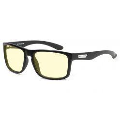 GUNNAR herní brýle INTERCEPT ONYX/ černé obroučky/ jantarová skla NATURAL