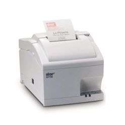 Tiskárna Star Micronics SP712 Béžová, LAN rozhraní, odtrhávací lišta