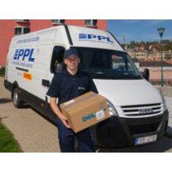 Slovensko - balík PPL