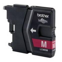 Brother LC-985M - inkoust magenta