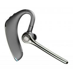 Bluetooth headset Cellularline Fluent s ergonomickým designem, černý