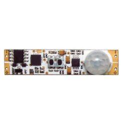 Pohybový spínač TLE PIR1L pro LED pásky 12/24V do profilů