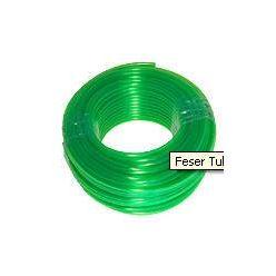 "TFC Feser Tube - Green UV - 1m (ID 3/8"" - OD 1/2"" - WT 1/16"")"