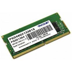 Patriot Signature 8GB DDR4 2133MHz CL15, SR, SO-DIMM