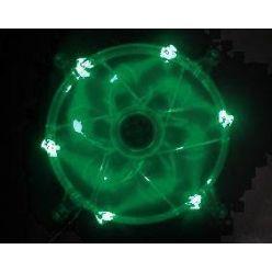 PRIMECOOLER PC-L18025L12S/Green, ventilátor, 18cm