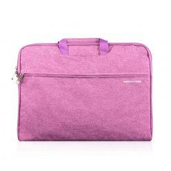 """Modecom taška HIGHFILL na notebooky do velikosti 15,6"""", 2 kapsy, růžová"""