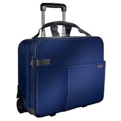 Kufr na kolečkách Leitz Complete, modrý