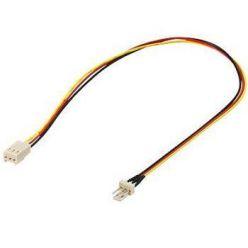 Prodlužovací kabel pro ventilátory 3pin-3pin, 30cm