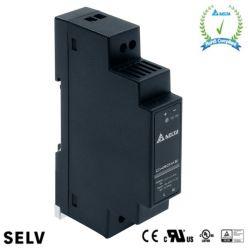 DELTA • DRC-24V10W1AZ • Průmyslový napájecí zdroj 24V 10W (0.42A) na DIN lištu