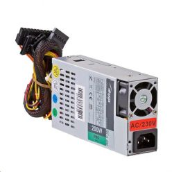 Akyga ITX PC zdroj 200W Pro ventilátor 4cm