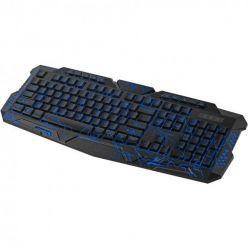 YENKEE YKB 3100 AMBUSH, herní podsvícená klávesnice, USB