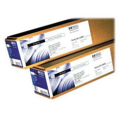 """HP 914/45.7/Natural Tracing Paper, 914mmx45.7m, 36"""", role, C3868A, 90 g/m2, pauzovací papír, bílý, pro inkoustové tiskárny"""