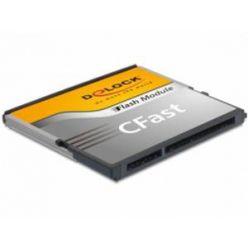 Delock 8GB CFast karta, Typ MLC