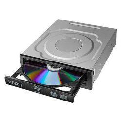 Lite-On iHAS124, DVD±RW mechanika, SATA, černá, bulk