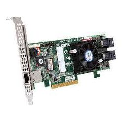 ARECA 1883i 8port (SFF-8643) 12Gb/s SAS RAID, 2GB DDR3, PCIe x8 Card, LP