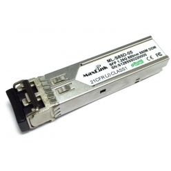 MaxLink 1.25G SFP optický modul, MM, 850nm, 550m, 2x LC konektor, DDM, Cisco compatible