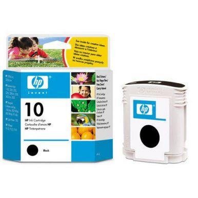 HP 10, inkoustová cartridge, černá, 69ml, C4844A