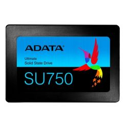 "ADATA SU750 512GB 2.5"" SSD, SATA III, 550R/520W"